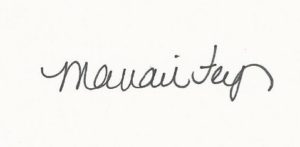 Marian Signature 001
