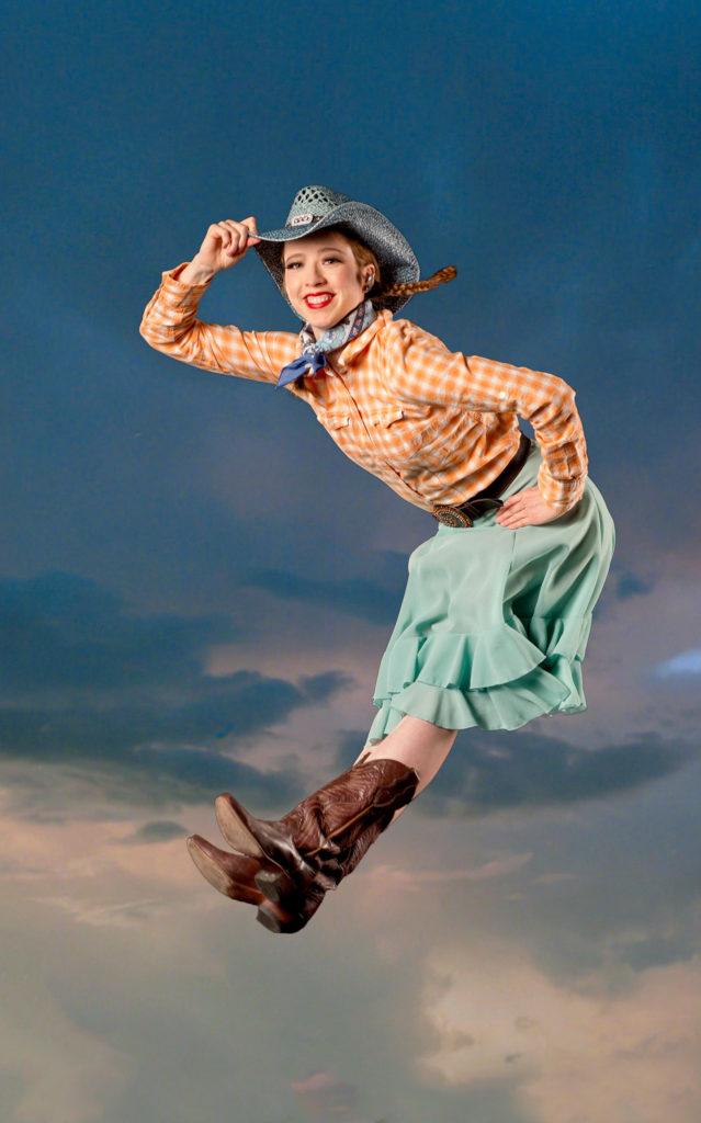Go West! Ballet Nebraska Photo by Jim Williams